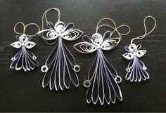 by GJ: Quilling
