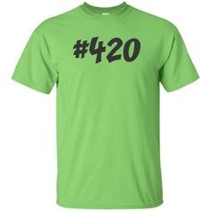 467d0999a5fc hashtag 420 - 420 t-Shirt cotton Double-needle neck, sleeves and hem; Roomy  Unisex Fit Ash is cotton, poly; Sport Grey is cotton, poly; Dark Heather is  ...