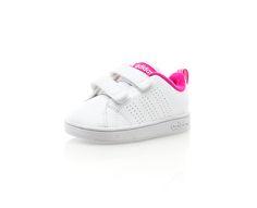 adidas - VS Advantage Clean Toddler | Sneakers | Vit/Rosa | Sportamore.se  299kr