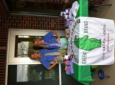 Collared Greens at the Kappa Delta fishing tournament 2012