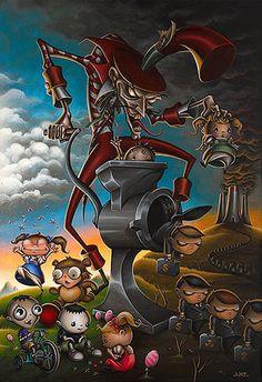 Red Baiduri: The Work of Art Anthony Clarkson