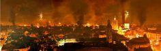 Valencia, nit de la Cremà