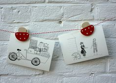 Quirky moving and Victorian summer holiday post by Georgewithears, €1.00