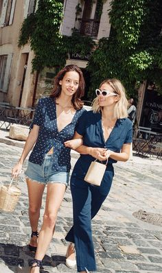 And Now, It's Even Easier to Dress Like a French Girl via @WhoWhatWear
