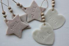 Hos Maj ♥: Juledetaljer og adventskrans...