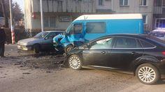 Baleset a kórház és a November 7 között http://111hir.blogspot.ro/2016/01/baleset-korhaz-es-november-7-kozott.html