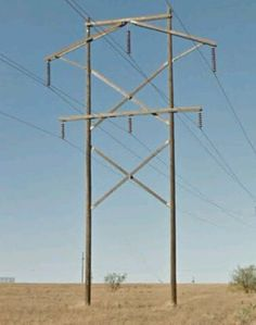 Xcel energy 138 kV dual circuit K-frame with a H-frame crossarm Transmission Tower, Electric Power, Infinite, Utility Pole, Wind Turbine, Circuit, Frame, Picture Frame, Infinity Symbol
