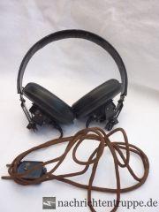 Doppelfernhörer Dfh.a, Dfh.b, Dfh.f Tiger Tank, Ww2, Over Ear Headphones, History, Deutsch, Camo Designs, Historia