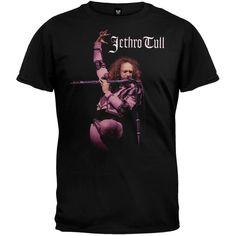 Jethro Tull - Flute T-Shirt