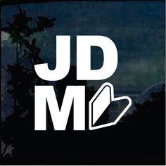 77313e9c3bd Arrow Logo JDM Car Window Decal Stickers