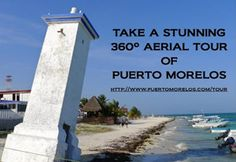 Puerto Morelos is a town and sea port in Quintana Roo, Mexico's easternmost state, on the Yucatán Peninsula. Wikipedia