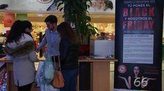 Black Friday en ALzamora 2015 Black Friday, Shopping Center