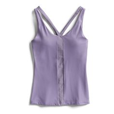 Spring Stylist Picks: Lavender athletic tank