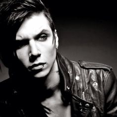 BLACK VEIL BRIDES Singer ANDY BIERSACK Launches ANDY BLACK Solo ...