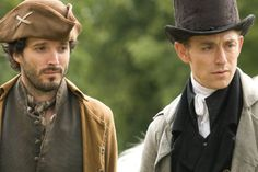 Two very good reasons to see AUSTENLAND: JJ Feild and Bret McKenzie.