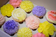 Cupcakes for girls