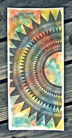 colors and design. A little African