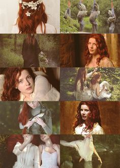 Fancast Meme | Eleven Existing Characters' Younger Version (1/11)  Catelyn Tully - Rachel Hurd-Wood