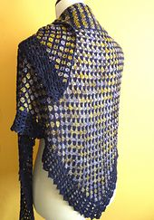 Ravelry: Cabin Shawl pattern by Michelle B.