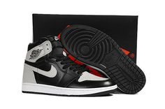 63a0d741a57e 2018 Nike Air Jordan 1 Retro High OG Shadow Black White Medium Grey on www.