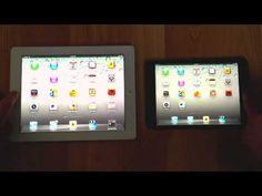 iPad mini vs. 3rd generation iPad