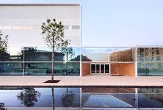 Centro de Ocio de Azuqueca de Henares, Guadalajara / Iñaki Ábalos, Renata Sentkiewicz, arquitectos; Ramón Paradinas, arquitecto técnico