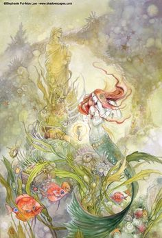 Her Garden by Stephanie Pui-Mun Law