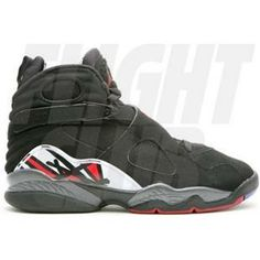 bd7906846f6aaf Air Jordan Retro 8 Playoff Black Varsity Red White Bright Concord 305381  cheap Jordan If you want to look Air Jordan Retro 8 Playoff Black Varsity  Red White ...