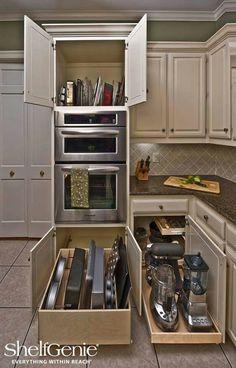 136 Best Kitchen Shelves Images On Pinterest Kitchen Cupboards