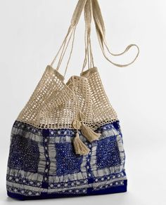 Crochet bag. Pic only