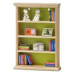 LU030465 - Lundby SMALAND BOOKCASE