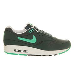 Nike Air Max 1 Vintage Green Black Camo - His trainers