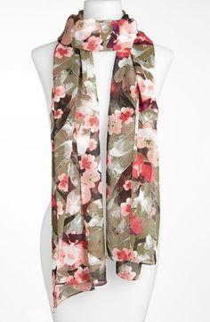 Cashmere Silk Scarf - Pink Glitter Spirit by VIDA VIDA R8Aob7