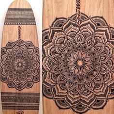 Barbados Surfing conditions are ideal for any level of surfer. Barbados is almost guaranteed to have surf somewhere on any given day of the year. Longboard Design, Skateboard Design, Skateboard Art, Mandala Drawing, Mandala Tattoo, Mandala Art, Surfboard Painting, Surfboard Art, Mandala Dauphin
