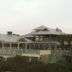 Beach Club  Watercolor FL