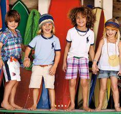 Ralph Lauren Children's Line