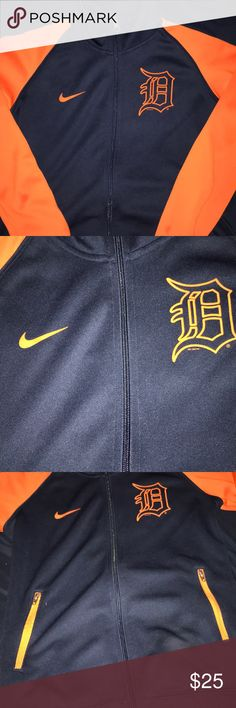 Nike women's jacket Worn once to a game , women's small Nike Tops Sweatshirts & Hoodies
