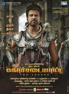http://www.ticketnew.com/OnlineTheatre/online-movie-ticket-booking/tamilnadu-chennai/Kochadaiiyaan-Tamil.html  Much awaited movie is kochadaiiyaan, it's a story mention from pandiya's dynasty. The cascading roles are Rajinikanth, Deepika Padukone, Sarathkumar, Aadhi, Jackie Shroff, Nassar, Shobana. The movie date finalized on may 9 2014