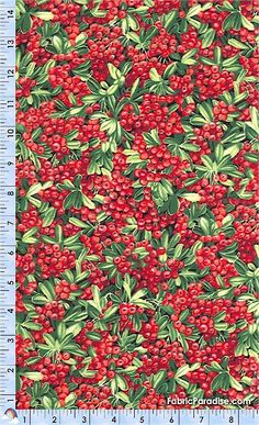 Sweet Melody - Bittersweet - Floral, Elkabee's Fabric Paradise.com, LLC