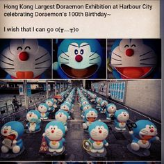 Aw~~~..多啦A梦...will it come to Singapore pls. - @jfcyl- #webstagram