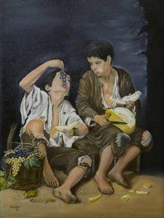 #ninoscomiendouvasymeloncopiaaloleosobretela #pintura by Alfredo Osvaldo #eiler #DMAgallery 10000artistas.com/galeria/7283-pintura-ninos-comiendo-uvas-y-melon--copia-al-oleo-sobre-tela--euros-0.00-alfredo-osvaldo-eiler/   Más obras del artista: 10000artistas.com/obras-por-usuario/1866-alfredoosvaldoeiler/ Publica tu obra GRATIS! 10000artistas.com Seguinos en facebook: fb.me/10000artistas Twitter: twitter.com/10000artistas Google+: plus.google.com/+10000artistas Pintere