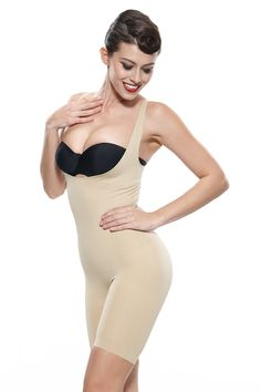 9f323c4375 Franato Womens Shapewear Wear Your Own Bra Bodysuit Body Shaper Nude XL      You can get more details by clicking on the image.