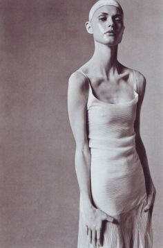 Vogue Italia March 1999   Malgosia Bela by Steven Meisel