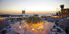 La Maltese, Santorini, #Greece #wedding #destination