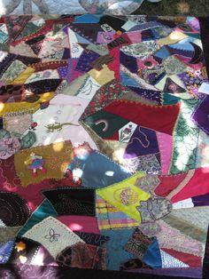 Hornby Island Quilt Show