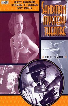 Sandman Mystery Theatre, Vol. 3: The Vamp