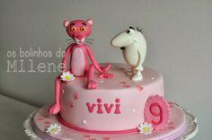Pink Panter cake