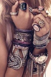 bohemian glam..im IN HEAVEN!!!