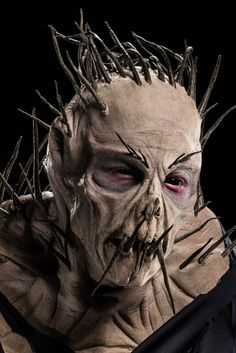 """""""Freaks of Nature"""" Challenge on Face Off S6E11 Tyler"""