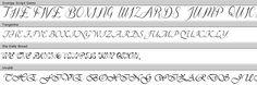Swirly Fonts Swirly Fonts, Daily Bread, Script, Script Typeface, Scripts